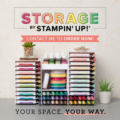 NEW! Storage by Stampin' Up!