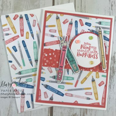 Taking Your Envelopes from boring to WOW!