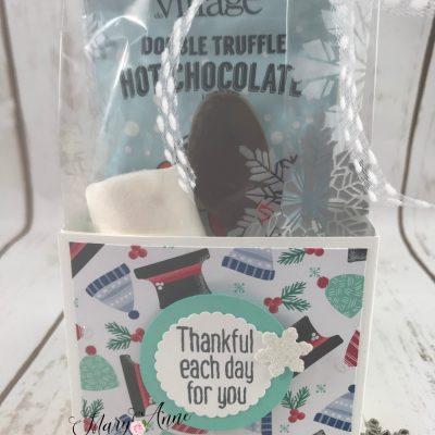 Cute Hot Chocolate Treat Holder