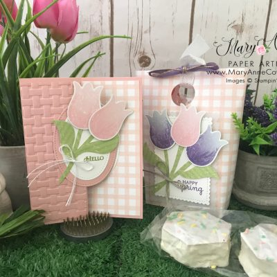 Cute Spring Gift Bags