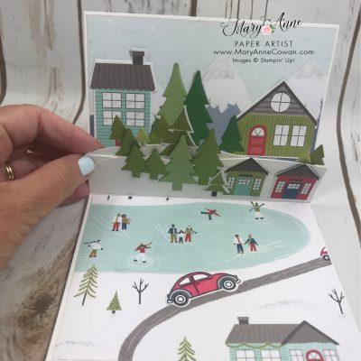 Coming Home WOW Fun Fold Card