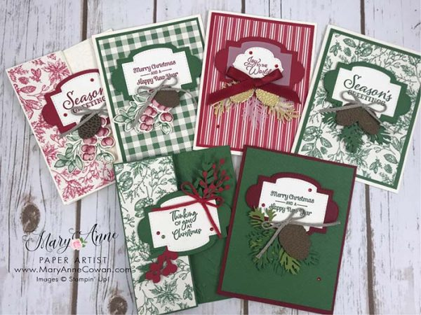 Country Christmas PDF Tutorial