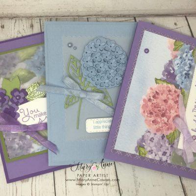 Hydrangea Hill Cards