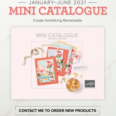 January – June Mini Catalogue is here!
