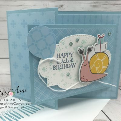 Approaching Perfection Sale-A-bration Birthday Cards
