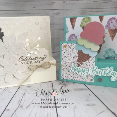 Step Fold Cards – Elegant and Fun!