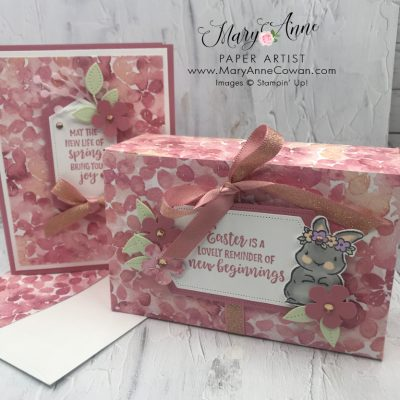 Springtime Joy Card & Gift Box
