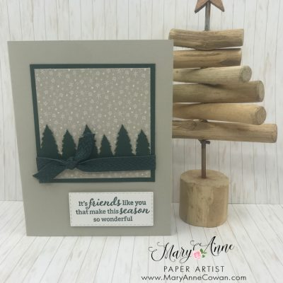Christmas in August Card Class-to-Go