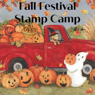 Fall Festival Stamp Camp